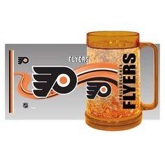 Philadelphia Flyers Crystal Freezer Mug - Full Color #PhiladelphiaFlyers