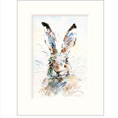 Hare Brained by Jake Winkle