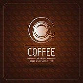 Café label