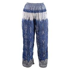 Welcome to Blε - Ble Resort Collection Harem Pants, Trousers, Short Outfits, Shorts, Medium, Blue, Clothes, Shopping, Collection