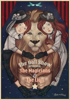 Doll Show and the little magicians by Miss-Etoile on deviantART