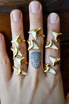 Celebrate Shark Week With 22 JAW-Dropping Accessories via Brit + Co.
