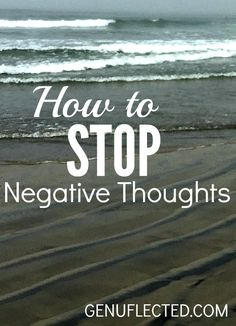 """Do you ever feel like someone is whispering mean things in your ear? Do you hear them say, """"You won't be able to do that. You're too dumb, ugly, fat...""""? In this post, find out how to make those negative thoughts go away forever."""