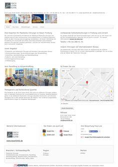 Erich Lexer Klinik GmbH, Freiburg, Plastische Chirurgie, Schönheitschirurgie, Brustoperation