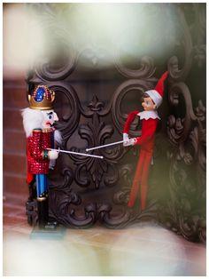 Elf on the Shelf Tips & Tricks   Superheros & Tiaras