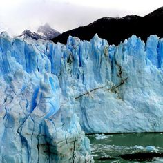 Glacier Perito Moreno. Patagonia. Argentina.