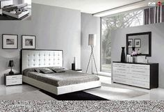 Shop for Luxurious Modern Bedroom Furniture Sets and Beautiful Contemporary Bedroom Furniture Sets in Boca. Contemporary Bedroom Furniture, White Bedroom Furniture, Modern Bedroom Furniture, Modern Bedrooms, Furniture Design, Bed Furniture, Dark Furniture, Furniture Direct, Italian Furniture