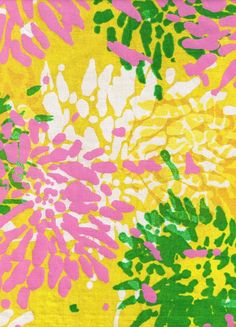 "A custom fabric with chrysanthemum pattern and strié, designed by D.D. and Leslie Tillett, is featured in ""The World of D.D. and Leslie Tillett,"" which opened Oct. 17 at the Museum of the City of New York."