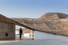 <b>A Project by the Josef and Anni Albers Foundation</b><br><br> The rural village of Sinthian in south-eastern Senegal will be the setting for an exciting new cultural centre, conceived and funde...