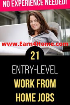 Work From Home Jobs | Make Money Online | Side Business | Make Money Online At Home | Making Money Ideas | Part Time Online Jobs|Passive Income | Work From Home Make Money Online, How To Make Money, Entry Level, Work From Home Jobs, Online Jobs, Passive Income, Homemaking, Business, Ideas