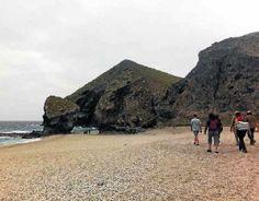 Geoparque. Parque Natural de Cabo de Gata-Níjar.