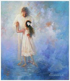 Uma dança  de amor com o Senhor da minha vida