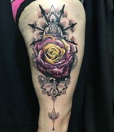 Tattoo art by Ryan Smith Tattooist