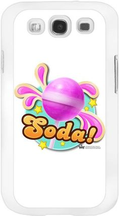 Candy Crush - Badge Soda Lolly - Kendin Tasarla - Samsung Galaxy S3 Kılıfları