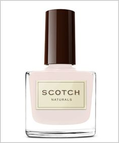 Scotch Naturals Water-based Nail  Polish: Neat    You're smart, fun and forward thinking, so making the switch to Scotch Naturals WaterColors is a no-brainer for you. Scotch Naturals nail polish colors are the premier non-toxic, eco-chic alternative to conventional solvent-based nail polish.