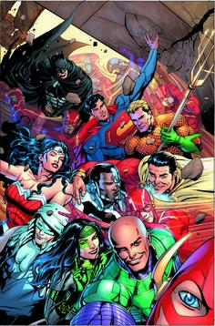 DC Comics Selfie variants Justice League #34