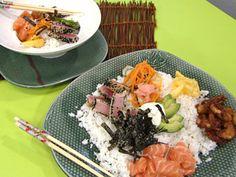 Cocina de Japón Por: Ariel Rodríguez Palacios
