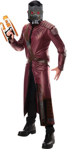 COSTUME DE STAR-LORD STAR-LORD COSTUME COSTUMES