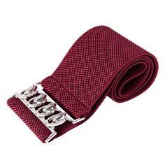 2107abbbc Women Belts for Dresses Black Waist Belt S CL8961 at Amazon Women's  Clothing store: