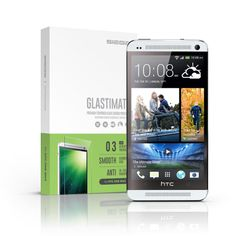 SIEGE - Glastimate Premium Tempered Glass Screen Protector for HTC ONE Max