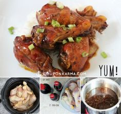 3 Ingredient Soy Coco Cola Chicken