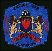 FDNY ENGINE 248 BATT 41