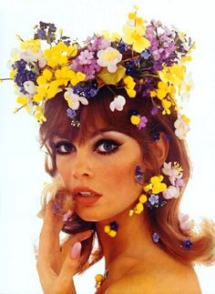 Vogue US January 1965  Jean Shrimpton photo Bert Stern