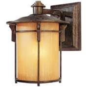 Arroyo Park High LED Outdoor Wall Light - maybe outside? Entry Lighting, Deck Lighting, Rustic Lighting, Exterior Lighting, Craftsman Outdoor Lighting, Led Outdoor Wall Lights, Outdoor Walls, Outdoor Living, Exterior Light Fixtures