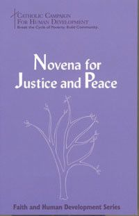 Novena for Justice and Peace by USCCB Publishing | Catholic Shopping .com