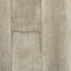 "Product SKU: 10041594  Virginia Mill Works Co.- 3/8 x 6-5/16"" Stonewashed Linen Oak Prefinished Wirebrushed Engineered Flooring- 50 Year Warranty"