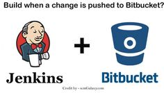 Build when a change is pushed to Bitbucket. Bitbucket plugin is designed to offer integration between Bitbucket and Jenkins. It exposes a single URI endpoint that you can add as a WebHook within each Bitbucket project you wish to integrate with. #Bitbucket #Jenkins #Bitbucketplugin #Bitbucketproject #DevOps #DevOpsTools #DevOpsTutorials #scmGalaxy
