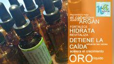 Listos para los pedidos del tratamiento aceite de argán