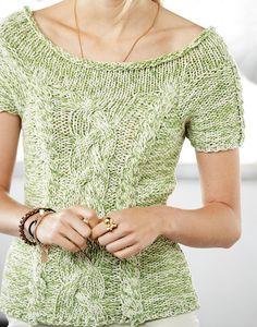 Связать Пуловер по схеме на сайте «Люди Вяжут». Пуловер с рукавом реглан из пряжи Lana Grossa ORGANICO, , связать Пуловер спицы, спицы. Более 2000 современных, модных моделей для вязания на сайте «Люди Вяжут».