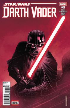 New Darth Vader ongoing series
