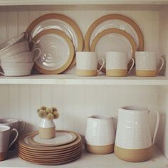 gorgeous goods from Farmhouse Pottery