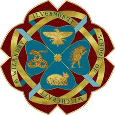 Ilvermorny School of Witchcraft and Wizardry is the American wizarding school, located on Mount Greylock in modern day Massachusetts. It accepts students from all over North America. Students of this school, as at Hogwarts in Scotland, are sorted into four houses. When Newt Scamander travelled to New York in the 1920s, he met people who were educated at this school.