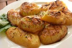 What To Cook, Greek Recipes, Easy Snacks, Different Recipes, Baked Potato, Nutella, Side Dishes, Cooking Recipes, What's Cooking