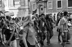 marcia di protesta - Roma #4