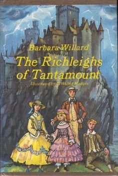 The Richleighs of Tantamount - loved this book in jr. hi!