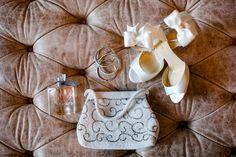 An Elegant Blush and Gold Wedding