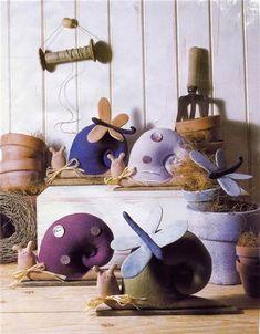 How to Make a Tilda-Snail | Development Toddler