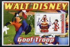 CINDERELLA: Goof Troop - Malawi - 2006 - Sassafrass Store   Op voorraad € 1,85 Goof Troop, Disney Vans, Troops, Puzzles, Cinderella, Store, Puzzle, Larger, Shop