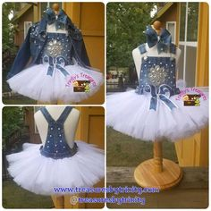 Denim birthday outfit overall tutu diamonds pearls outfit distressed denim jean jacket birthday shirt tutu dress denim diamonds outfit Cute Birthday Outfits, Birthday Shirts, Birthday Tutu, Tutu Outfits, Kids Outfits, Little Girl Dresses, Girls Dresses, Tutu Dresses, Overall Tutu