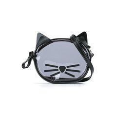 Karl Lagerfeld Kids 'Choupette' shoulder bag