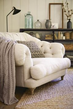 Couch HomeGoods oversized chair … | Home Sweet Home | Pinterest ...