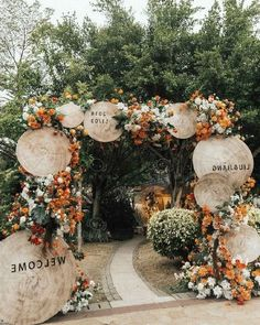 Home Discover Such an epic ceremony entrance Original source unknown please DM us if you know Fall Wedding Flowers Wedding Bouquets Wedding Colors Fall Flowers Wedding Stage Wedding Ceremony Dream Wedding Wedding Altars Ceremony Backdrop Wedding Trends, Boho Wedding, Wedding Flowers, Fall Flowers, Wedding Altars, Wedding Stage, Wedding Blog, Wedding Bouquets, Wedding Ceremony