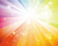 Livre do arco-íris Background Vector Galaxy