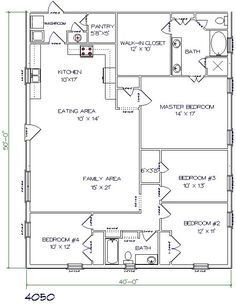 If you are going to build a barndominium, you need to design it first. And these finest barndominium floor plans are terrific concepts to begin with. Jump this is a popular article Custom Barndominium Floor Plans Pole Barn Homes Awesome. Metal House Plans, Pole Barn House Plans, Pole Barn Homes, Shop House Plans, New House Plans, House Floor Plans, Metal Homes Floor Plans, The Plan, How To Plan