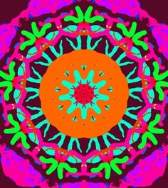 Discover the beauty all around us. Simple Mandala, Doodles, Joy, Create, Birthday, Beauty, Design, Birthdays, Glee