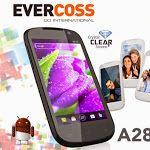 Evercoss A28 Handphone Android Murah Dengan Fitur Hebat